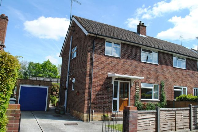 Thumbnail Semi-detached house for sale in Priory Road, Newbury, West Berkshire