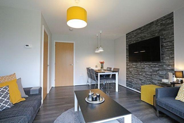 Lounge/Diner of Collingwood Gardens, Brooklands, Milton Keynes MK10
