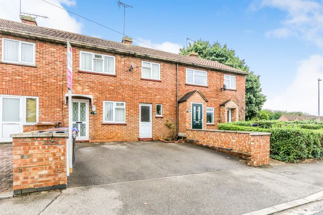 Thumbnail Terraced house for sale in Queensland Gardens, Kingsthorpe, Northampton