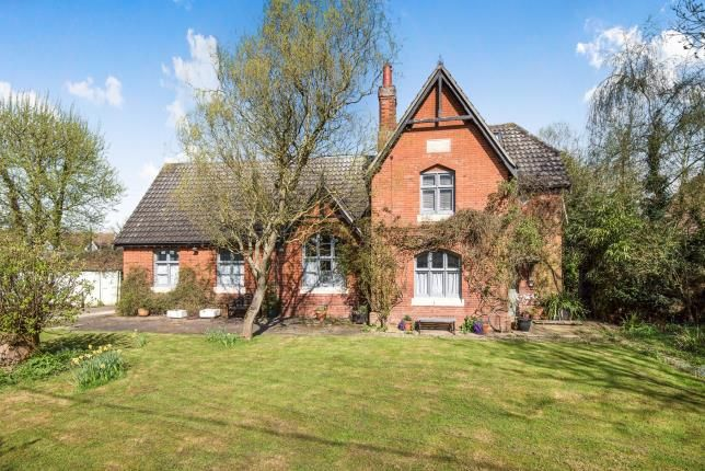 Thumbnail Detached house for sale in Whinburgh, Norfolk
