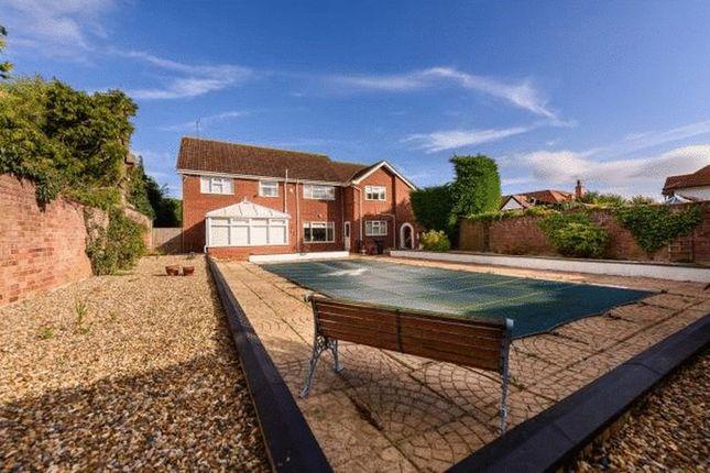 Thumbnail Detached house for sale in Chestnut Avenue, Oulton Broad, Lowestoft
