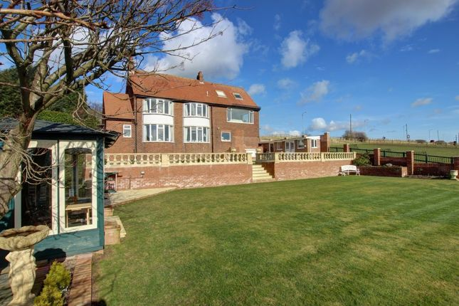 Thumbnail Detached house for sale in The Gables Sunderland Road, Newbottle, Houghton Le Spring