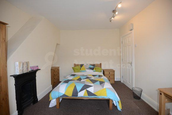 Thumbnail Shared accommodation to rent in Fairfield Road, Buxton, Derbyshire