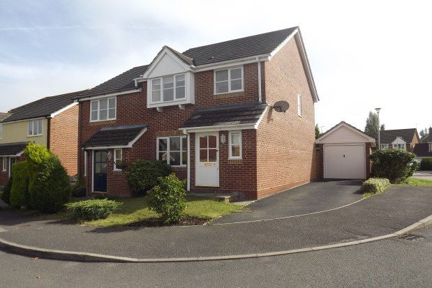 Thumbnail End terrace house to rent in Binfield, Bracknell