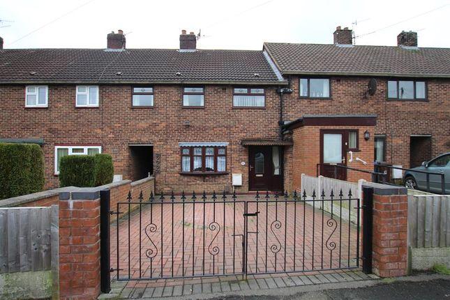 Thumbnail Town house for sale in Cross Edge, Brown Edge, Stoke-On-Trent