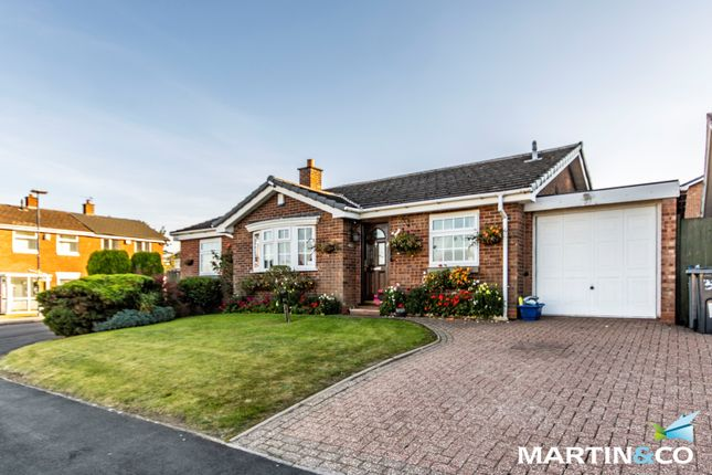 Thumbnail Detached bungalow for sale in Dunnigan Road, Harborne