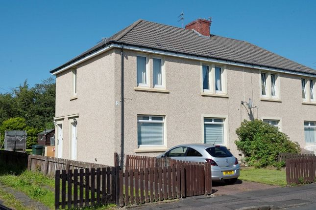 Thumbnail Property for sale in Stenton Crescent, Wishaw