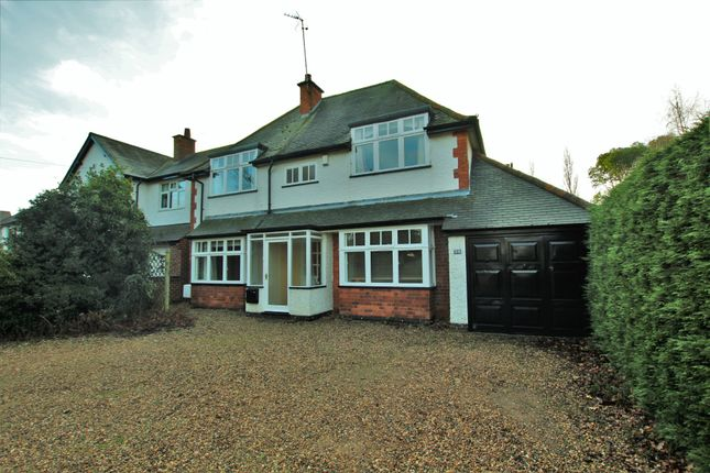 4 bed detached house for sale in Kirby Lane, Kirby Muxloe, Leicester