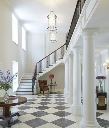 Entrance Hall of Woodlands Road West, Virginia Water, Surrey GU25