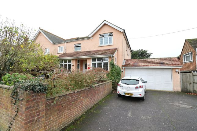 Thumbnail Semi-detached house for sale in Church Road, Polegate, East Sussex