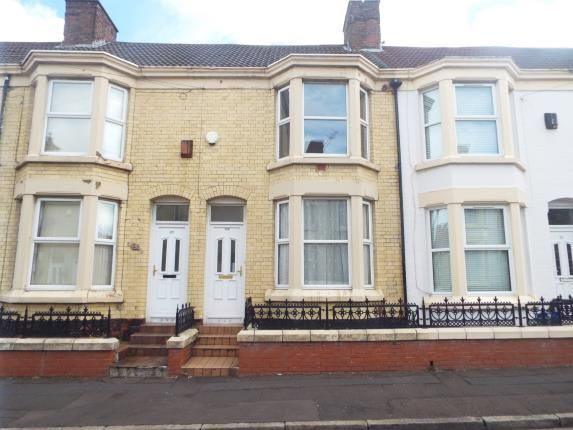 Terraced house for sale in Saxony Way, Liverpool, Merseyside, England