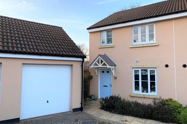 Thumbnail Semi-detached house for sale in Station Green, Bishops Lydeard, Taunton
