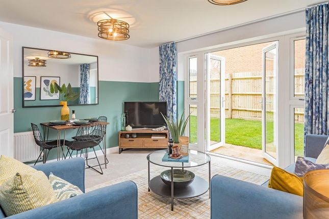 """2 bed end terrace house for sale in """"Belmont"""" at St. Georges Way, Newport PO30"""