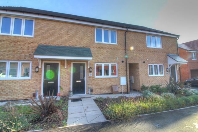 2 bed terraced house for sale in Renshaw Drive, Gedling, Nottingham NG4
