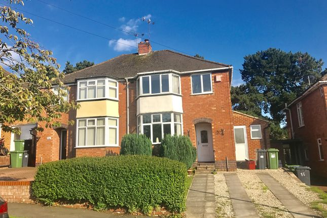 Thumbnail Semi-detached house for sale in George Road, Warwick