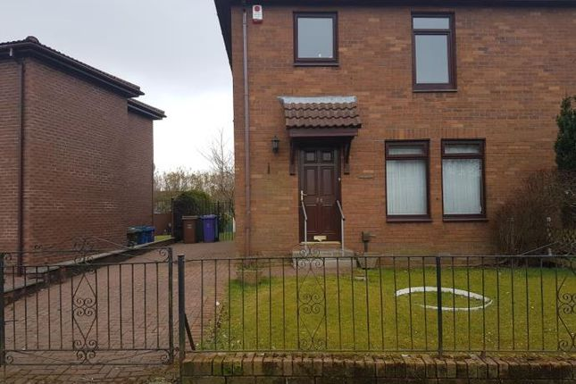 Thumbnail Semi-detached house to rent in Rhindmuir Road, Baillieston, Glasgow