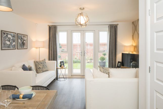 "Thumbnail Semi-detached house for sale in ""Norbury"" at Beech Croft, Barlby, Selby"