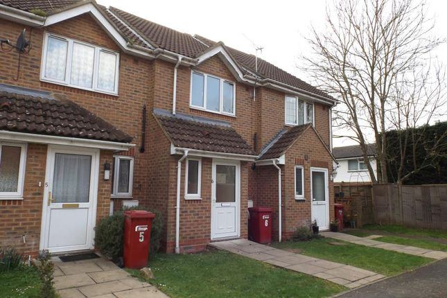 Thumbnail Terraced house to rent in Crown Close, Colnbrook
