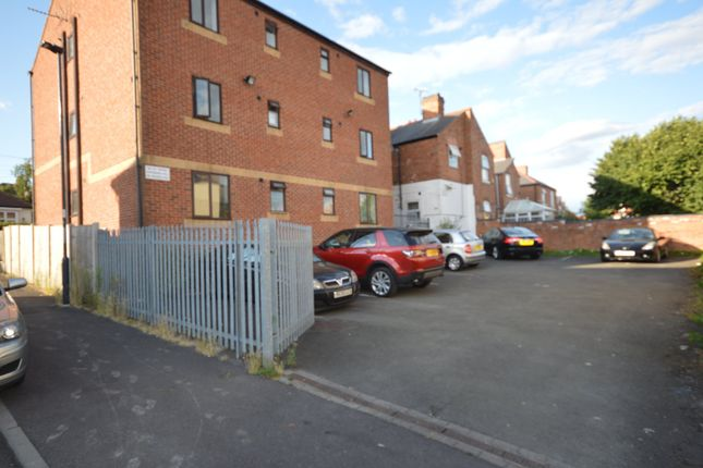 Thumbnail Flat to rent in St. Chads Road, New Normanton, Derby