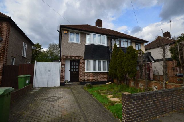 Thumbnail Semi-detached house for sale in Brookdene Road, Plumstead, London