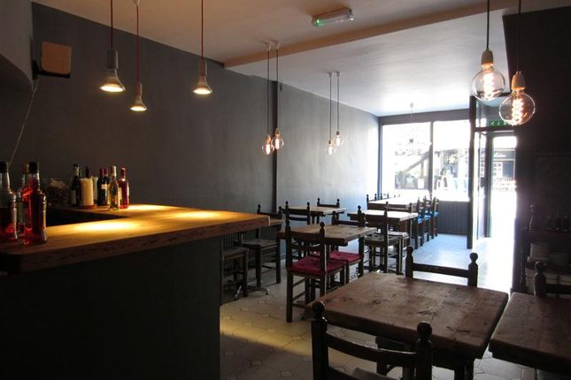 Thumbnail Restaurant/cafe to let in Goswell Road, London