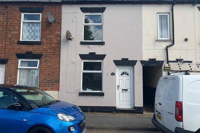 2 bed terraced house to rent in Stanton Road, Stapenhill, Burton-On-Trent DE15