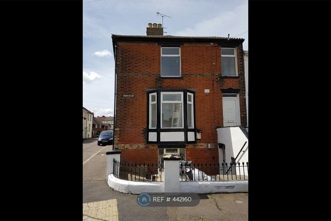 Thumbnail End terrace house to rent in Pepys Street, Harwich