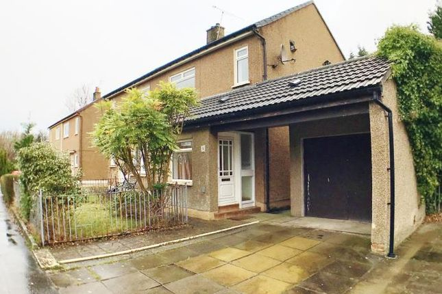Thumbnail Semi-detached house to rent in Bladnoch Drive, Glasgow