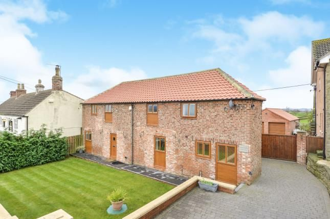 Thumbnail Barn conversion for sale in South Cowton, Northallerton