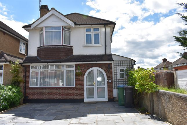 Thumbnail Detached house for sale in Hillingdon Road, Watford