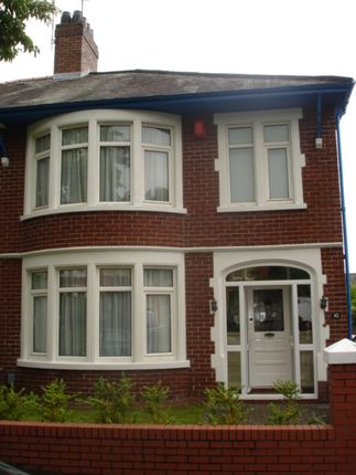 Thumbnail Terraced house to rent in Windermere Avenue, Cardiff