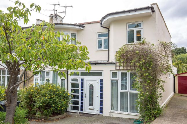 Thumbnail Semi-detached house for sale in Whitehouse Way, Southgate, London