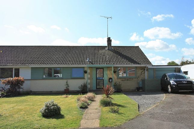 Thumbnail Semi-detached bungalow for sale in Chapelwick Close, Shrivenham
