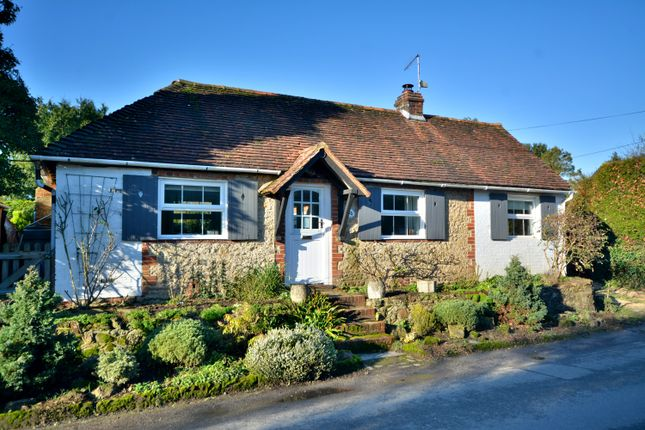 Thumbnail Detached bungalow for sale in The Street, Nutbourne, Pulborough