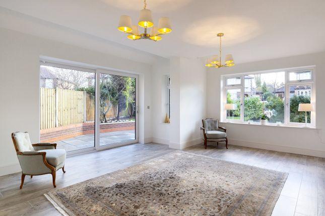 Living Room of Burnside Avenue, Stockton Heath, Warrington WA4