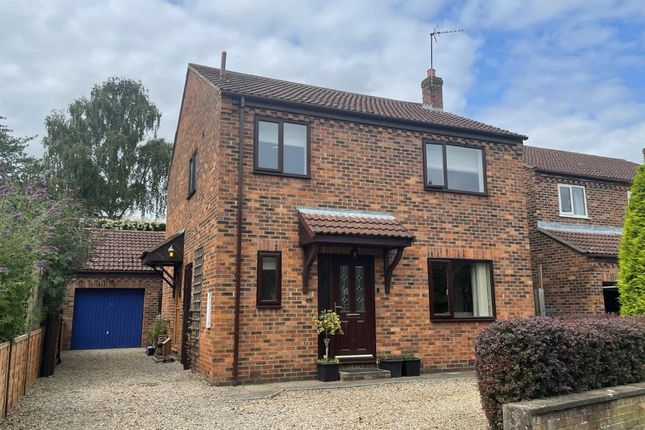 Thumbnail Detached house for sale in Melltowns Green, Pickhill, Thirsk