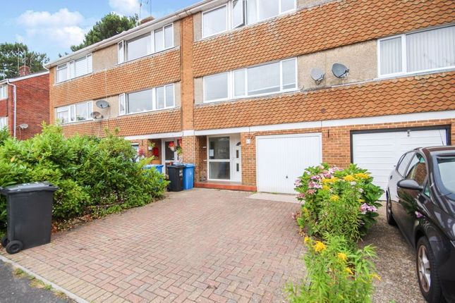 Thumbnail Terraced house to rent in Dereham Way, Poole