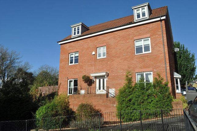 Thumbnail Property to rent in Cottingham Drive, Pontprennau, Cardiff