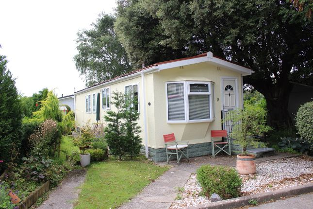 Thumbnail Mobile/park home for sale in Ham Manor Park, Llantwit Major