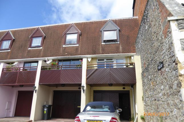 Thumbnail Terraced house for sale in Upper Church Road, Weston-Super-Mare