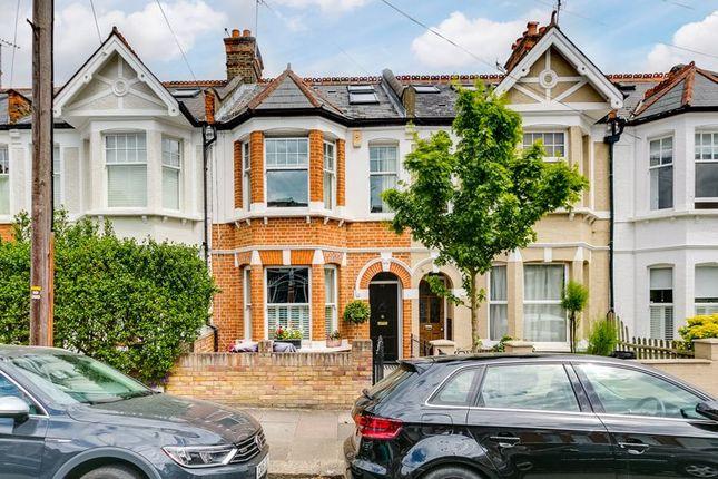 External of Astonville Street, London SW18