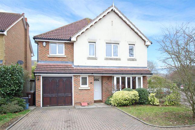 Thumbnail Detached house for sale in Maslen Road, St. Albans, Hertfordshire