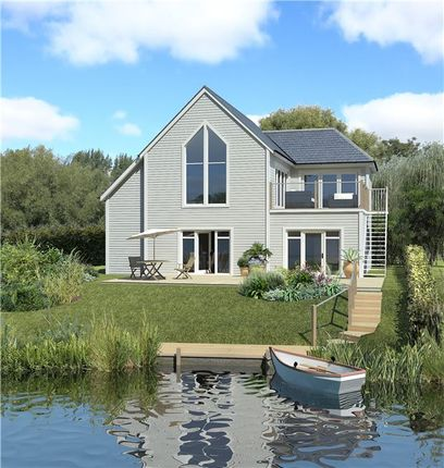 Thumbnail Detached house for sale in The Deck House - Plot 44, Cerney Wick Lane, South Cerney, Cirencester, Gloucestershire