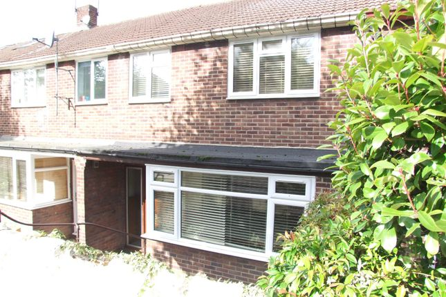 Thumbnail Terraced house to rent in Hathway Terrace, New Cross, London