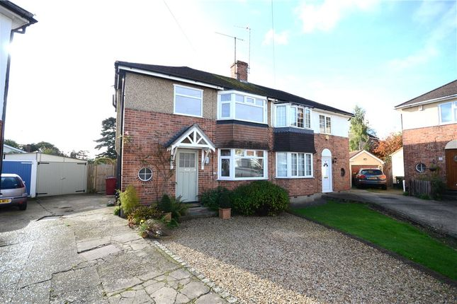 3 bed semi-detached house for sale in Cawsam Gardens, Caversham, Reading