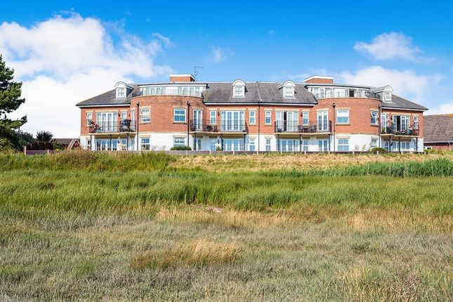 Thumbnail Flat for sale in Regatta Point Salt Marsh Lane, Hambleton, Poulton-Le-Fylde