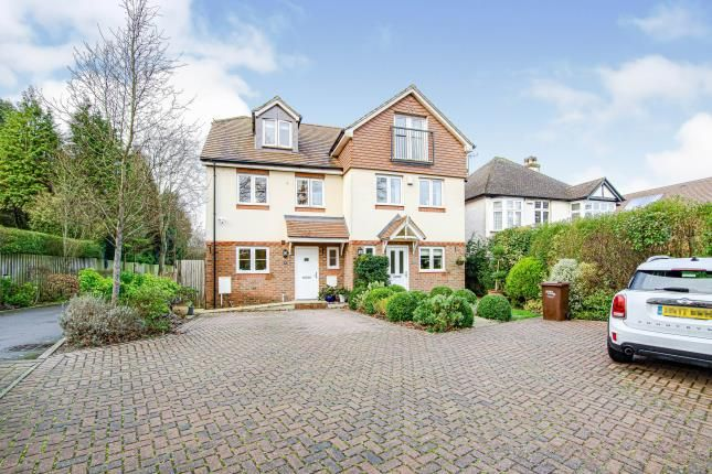 Thumbnail Semi-detached house for sale in Hawthorne Gardens, Caterham, Surrey, .
