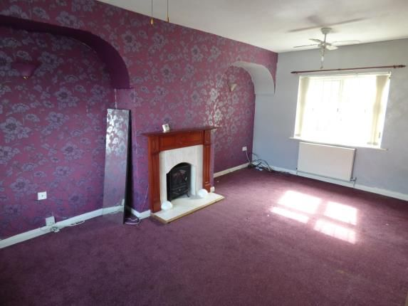 Lounge of Elgin Crescent, Burnley, Lancashire BB11
