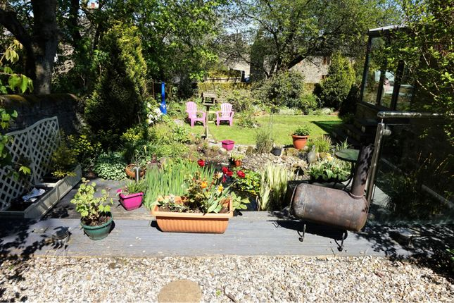 Garden of Hebden Bridge Road, Oxenhope BD22