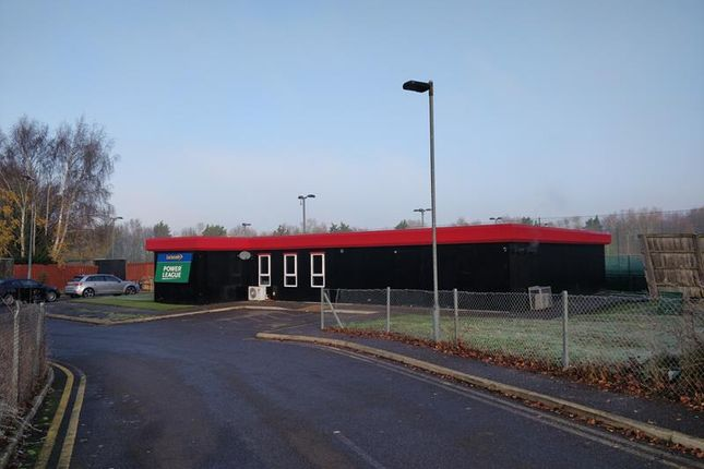 Thumbnail Leisure/hospitality to let in Former Powerleague Football Centre, Brighton Hill Community School, Brighton Way, Basingstoke